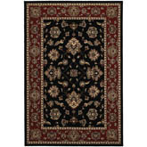 Oriental Weavers Ariana 623M3 Black and Red