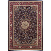Oriental Weavers Ariana 095B3 Blue and Red