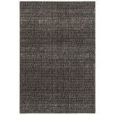 Oriental Weavers Atlas 8048Q Black and Grey