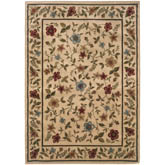 Oriental Weavers Camden 1196C Ivory and Beige
