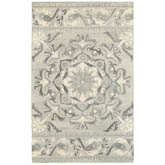 Oriental Weavers Craft 93001 Ash and Ivory
