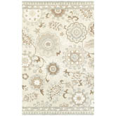 Oriental Weavers Craft 93005 Ivory and Grey