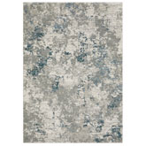 Oriental Weavers Evolution 0984D Grey and Blue