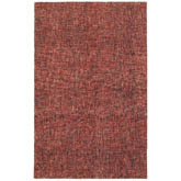 Oriental Weavers Finley 86001 Red and Rust