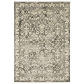 Oriental Weavers Florence 1002E Grey and Beige