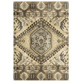 Oriental Weavers Florence 5090D Beige and Gold