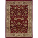 Oriental Weavers Genesis 035R1 Red and Beige