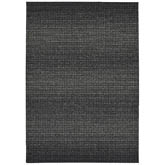 Oriental Weavers Luna 2067B Black and Ivory