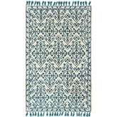 Oriental Weavers Madison 61408 Ivory and Blue
