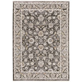 Oriental Weavers Maharaja 070N1 Grey and Ivory