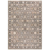 Oriental Weavers Maharaja 071N1 Grey and Ivory