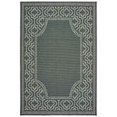 Oriental Weavers Marina 1247X Grey and Ivory