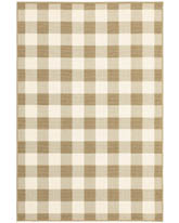 Oriental Weavers Marina 2598I Tan and Ivory
