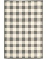 Oriental Weavers Marina 2598W Grey and Ivory