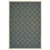 Oriental Weavers Marina 6025L Grey and Ivory