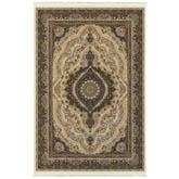 Oriental Weavers Masterpiece 111W2 Ivory and Multi