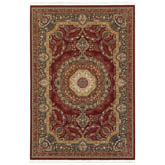 Oriental Weavers Masterpiece 113R2 Red and Multi