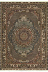 Oriental Weavers Masterpiece 5330B Blue and Red
