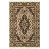 Oriental Weavers Masterpiece 5560W Ivory and Multi
