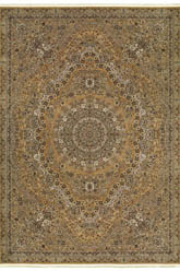 Oriental Weavers Masterpiece 8022J Gold and Ivory
