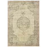 Oriental Weavers Raleigh 099D5 Ivory and Grey