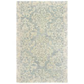 Oriental Weavers Tallavera 55604 Blue and Ivory