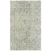 Oriental Weavers Tallavera 55605 Grey and Ivory