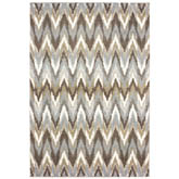 Oriental Weavers Verona 004D6 Grey and Taupe