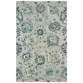 Oriental Weavers Zahra 75508 Grey and Blue