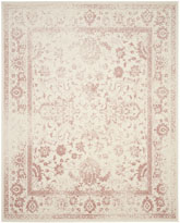 Safavieh Adirondack ADR109H Ivory and Rose