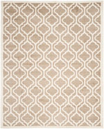 Safavieh Amherst AMT402S Wheat and Beige