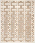 Safavieh Amherst AMT404S Wheat and Beige