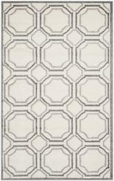Safavieh Amherst AMT411E Ivory and Light Grey