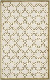 Safavieh Amherst AMT412A Ivory and Light Green