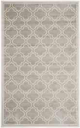 Safavieh Amherst AMT412B Light Grey and Ivory
