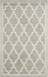 Safavieh Amherst AMT414R Dark Grey and Beige