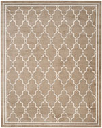 Safavieh Amherst AMT414S Wheat and Beige