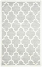 Safavieh Amherst AMT420B Light Grey and Beige