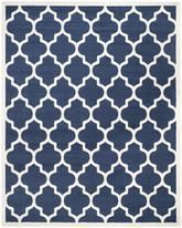 Safavieh Amherst AMT420P Navy and Beige