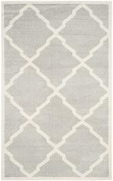 Safavieh Amherst AMT421B Light Grey and Beige
