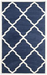 Safavieh Amherst AMT421P Navy and Beige