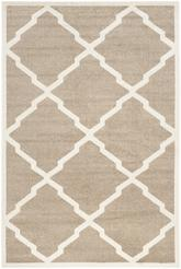 Safavieh Amherst AMT421S Wheat and Beige