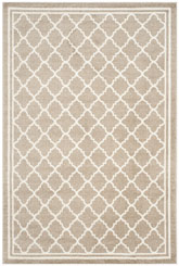 Safavieh Amherst AMT422S Wheat and Beige
