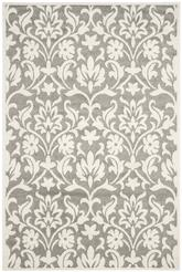 Safavieh Amherst AMT424R Dark Grey and Beige