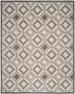 Safavieh Amherst AMT433E Ivory and Light Grey