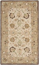 Safavieh Anatolia AN512D Ivory and Brown