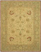 Safavieh Anatolia AN512E Ivory and Rust