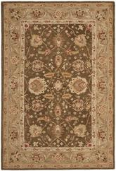 Safavieh Anatolia AN512F Brown and Green