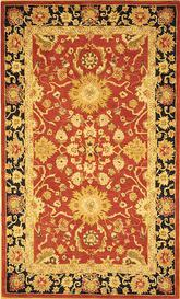 Safavieh Anatolia AN517A Red and Navy