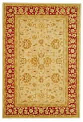 Safavieh Anatolia AN522C Ivory and Red